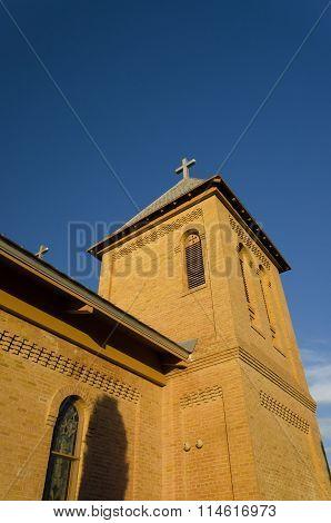 Basilica of San Albino, Mesilla Village, New Mexico