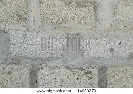 Background from slag stones