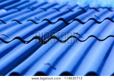 Metal Sheet House Roof