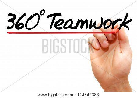 360 Degrees Teamwork