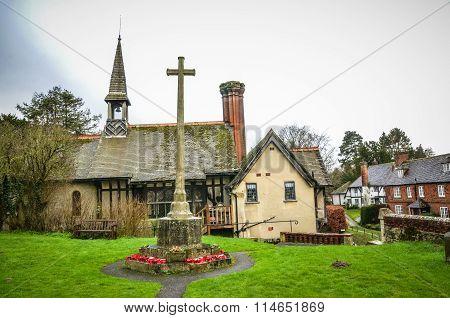 Village Buildings Godstone Surrey