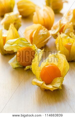 Organic Cape Gooseberries