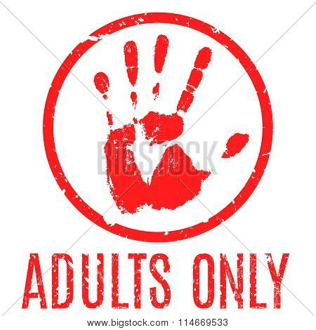 Adults Only In The Style Of Grunge
