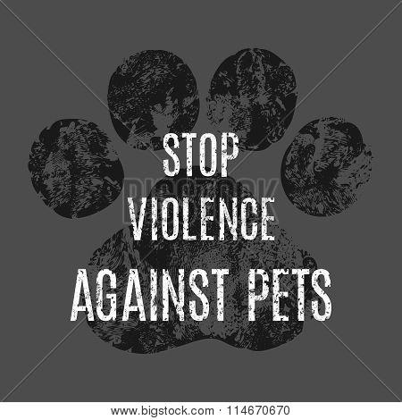 Violence Against Pets