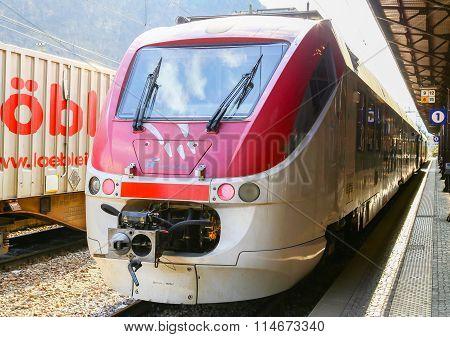 Trains In Bolzano