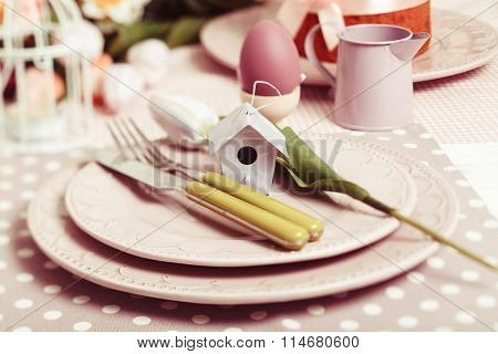 The Easter Serving