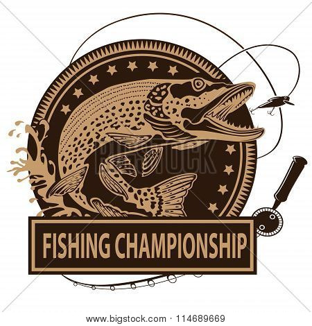 Pike Fish Fishing Championship 1