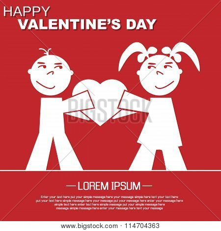 Valentine's Day Love And People for web and more