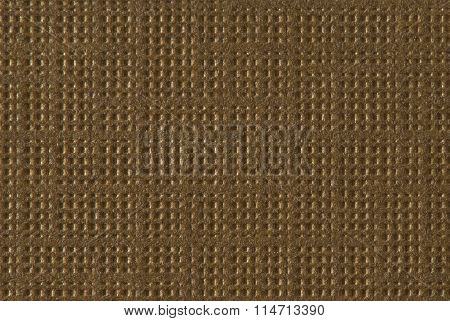 Light Brown Textured Paper - Macro