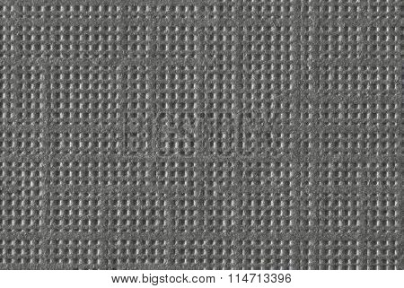 Grey Cardboard Texture - Macro
