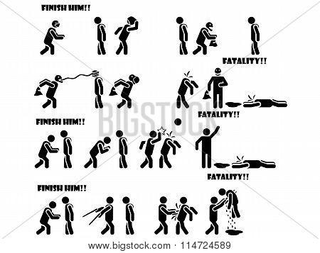 Icon Man Mortal Kombat Fatality 3 Di 3