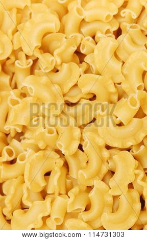 yellow macaroni