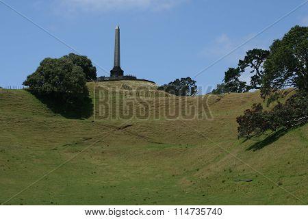 One Tree Hill Obelisk