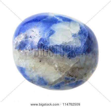 Specimen Of Sodalite Gemstone Isolated