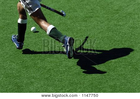 Hockey Shadows