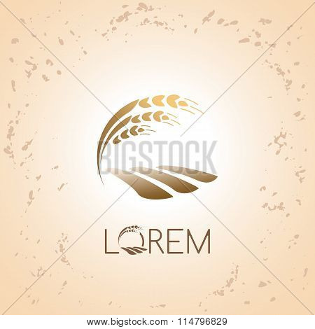 Logo For Agricultural Company, template