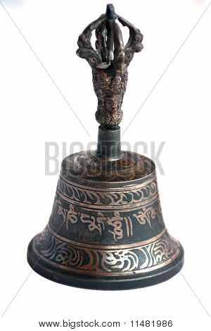 Hand Bell With Mantras