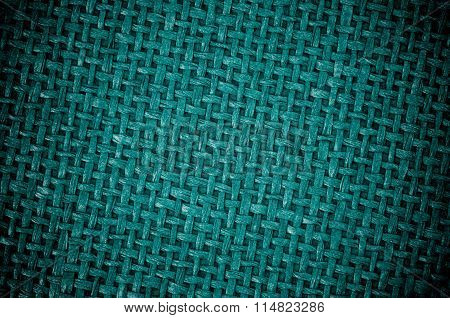 Dark Green Canvas Background