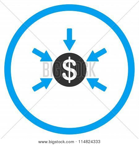 Income Flat Icon