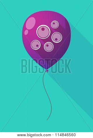 Long Shadow Balloon With Oocytes