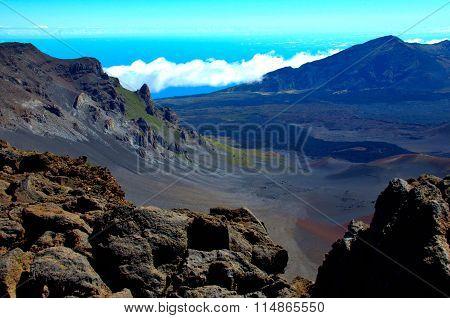 National Park Haleakala, Maui, Hawaii