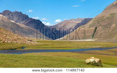 Trek From Kargil To Padum - Zanskar, Ladakh