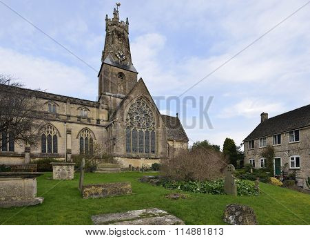 Holy Trinity Church, Minchinhampton