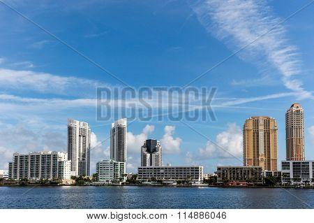 Sunny Isles Beach City, Florida