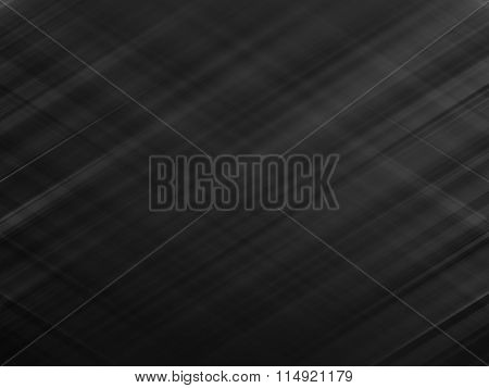 Dark gray background with light beams diagonally.