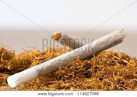 Rolled Cigarettes