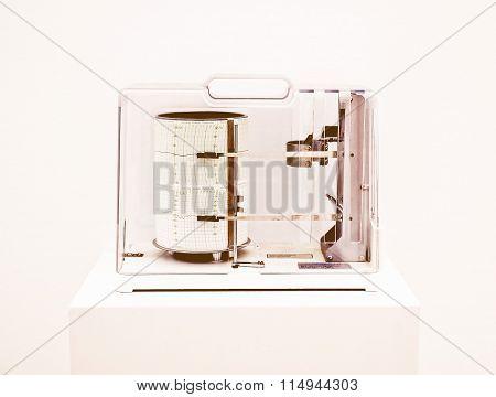 Hygrometer Vintage