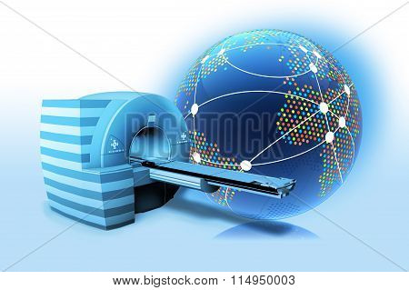 Mr Tompgraph With Network