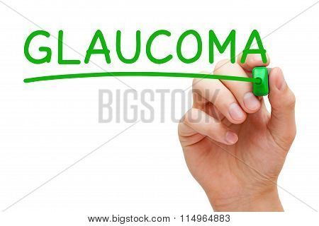 Glaucoma Green Marker