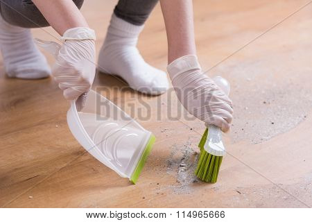 Sweeping The Dust