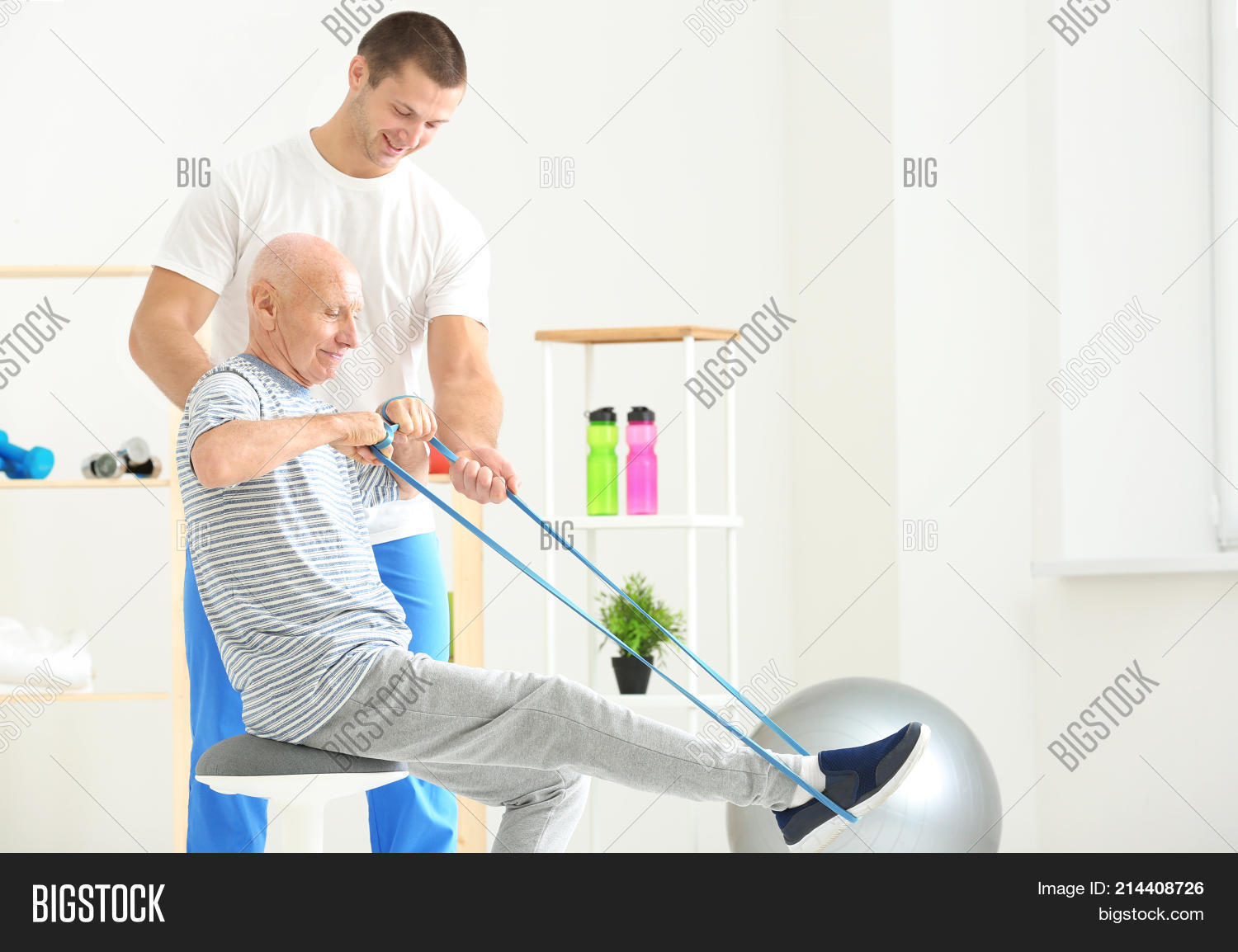 Supervision of an elderly person 87