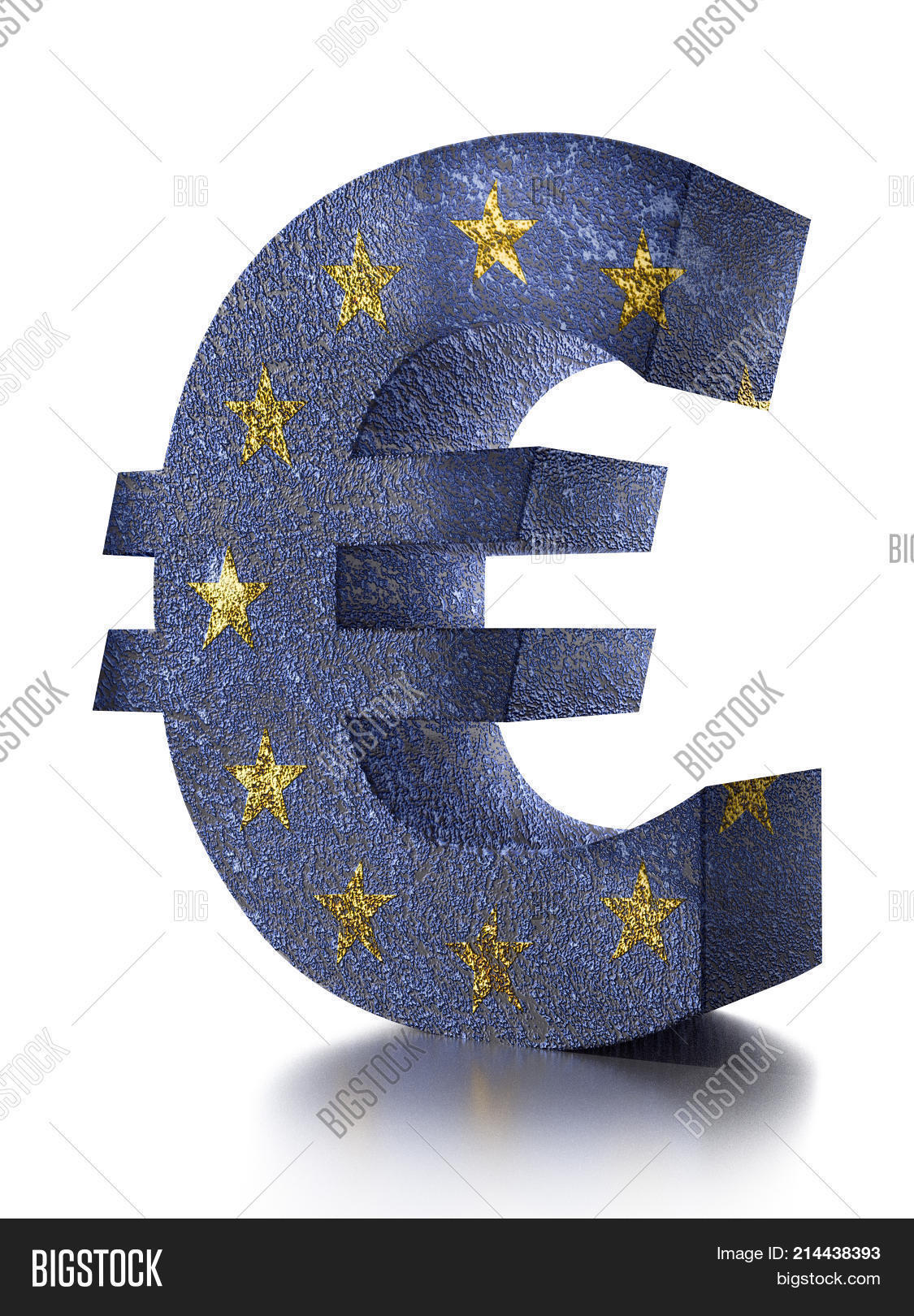 3d Rendering Euro Image Photo Free Trial Bigstock