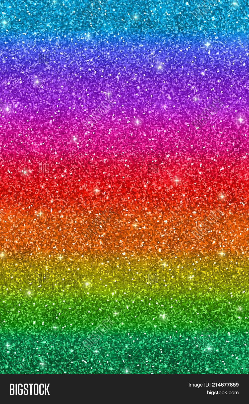 102cb6f7 Vertical multicolored glitter abstract background, rainbow colors