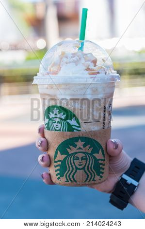 Starbucks Frappuccino Drink