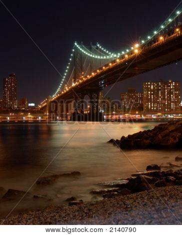 Manhattan Bridge Vert Pano2