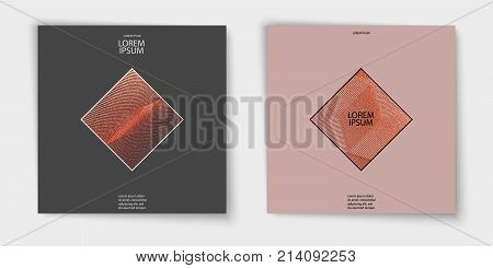 Modern And Stylish Minimal Design. Copper Glossy Background. Metallic Texture. Bronze Metal Texture.
