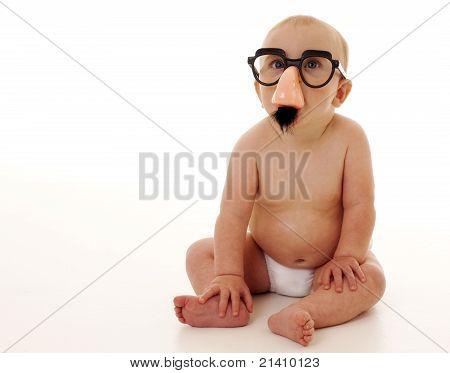 baby comedian