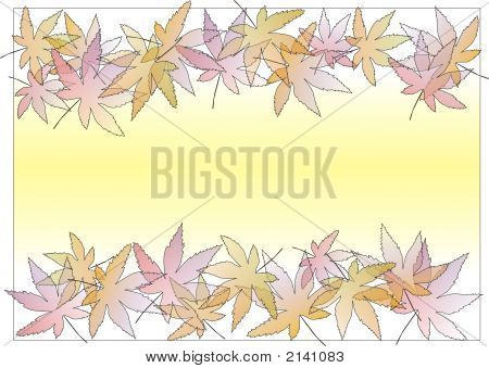Pastle Leaves
