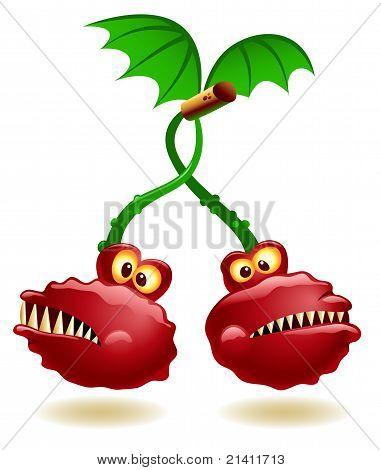 Mutant Cherry Twins