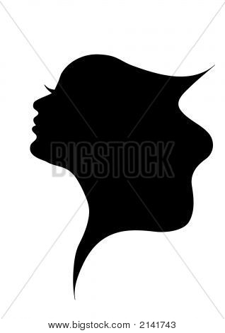 Shadow-Figure Of The Woman