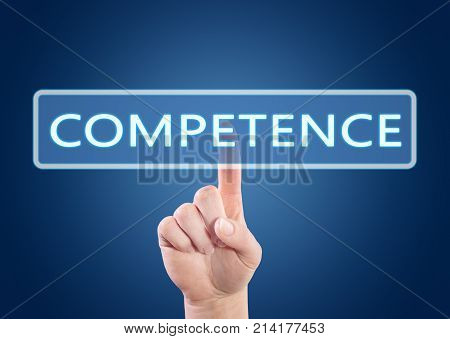 Competence Text Concept