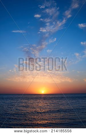 On the shore of the Caspian Sea. Caspian Sea in Kazakhstan. The Caspian Sea is the largest enclosed inland body of water on Earth by area, variously classed as the world's largest lake or a full-fledged sea.