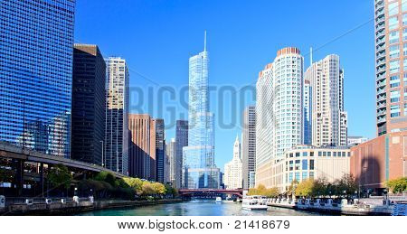 Chicago Financial District