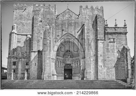 Cathedral of Tui, Camino de Santiago, Spain