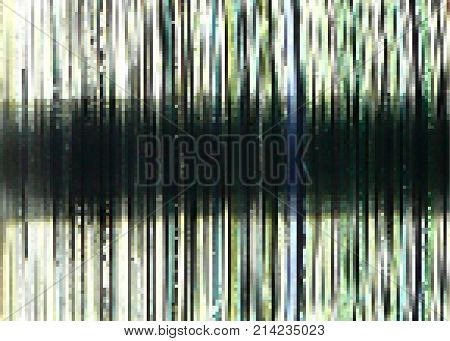 Background with pixels halftone effect. Pixel Abstract Mosaic Gradient Design Background. Vector illustration.