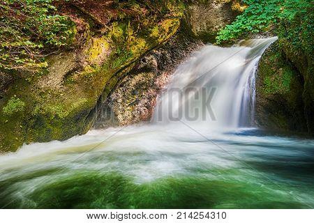 Waterfall Of Eistobel
